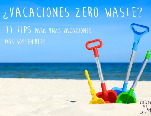 Vacaciones sin plástico, expectativa vs realidad + 11 tips para unas vacaciones sostenibles