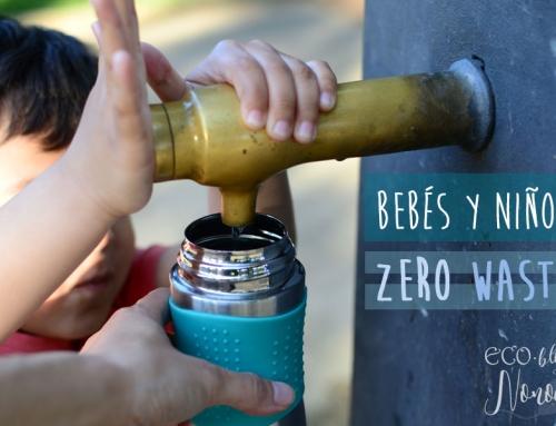 Bebés y niños Zero Waste – Hacia una vida sostenible